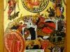 Sinossi dell'Angelo Custode, 2017 - tecnica tradizionale dell'icona (legno, bisso di lino, oro zecchino, tempera all'uovo con pigmenti antichi) cm 27x22