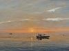 Pescatori, 2015 - olio su tela - cm 40x60