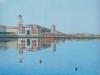 Fabio Colussi - La vecchia Pescheria, 2011 - olio su tela - cm 50x70