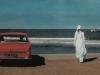 Frame dal  video Goccia di Cristina Donà, regia di Bevilacqua e di Loreto