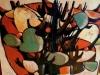 Alberi-e-frutti-1981-tecnica-mista-su-tela-cm-80x100