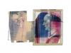 Museo - 1984 - Polaroid su carta da disegno e seta serigrafica