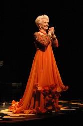 Foto della soprano Raina Kabaivanska