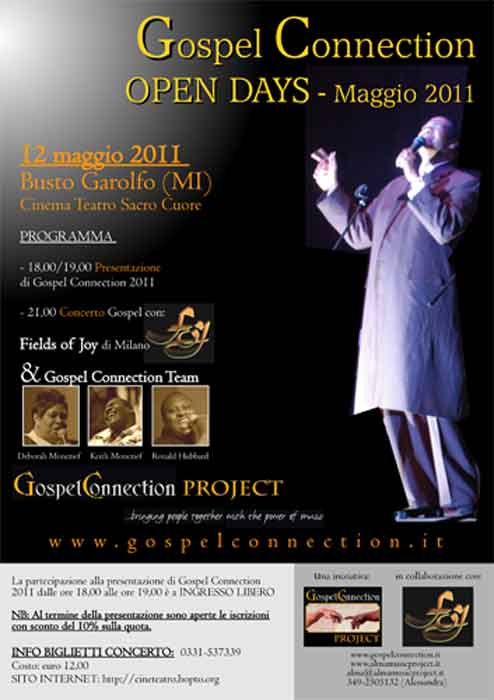 Busto Gospel Festiva di Busto Garolfo