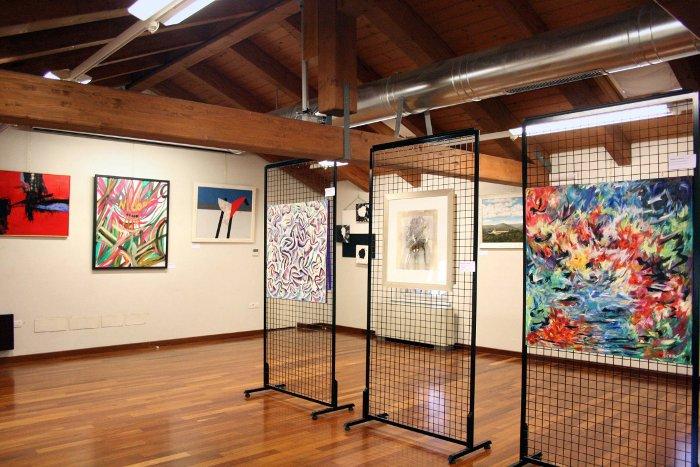 Palazzo Coronini-Mostra Concorso Mulitsch 2010