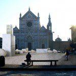 Florens 2012 - Monumentale installazione di Mimmo Paladino