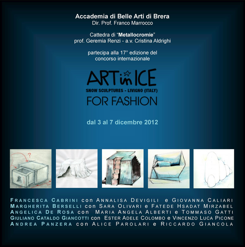 Art-in-Ice 2012