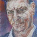 Claudio Magris - 2011 - pastello - cm 50x70
