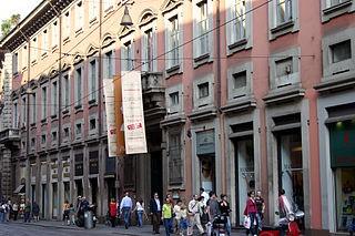 Palazzo Poldi Pezzoli - Foto di Giovanni Dall'Orto (14-Apr-2007)