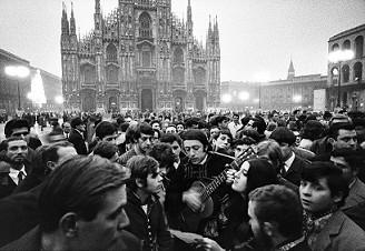 Gianni Berengo Gardin Milano, 1968 - © Gianni Berengo Gardin/Contrasto