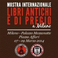 Mostra Libri Antichi e di Pregio a Milano