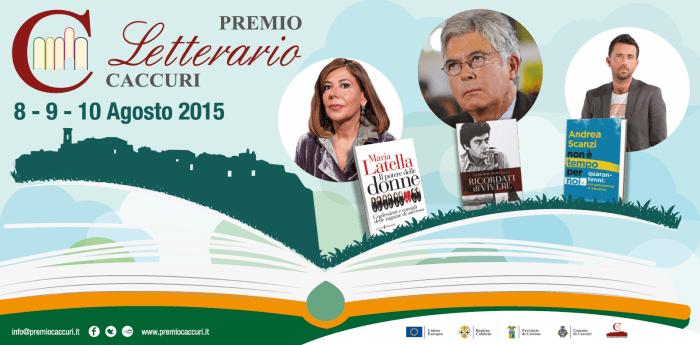 Premio Letterario Caccuri 2015