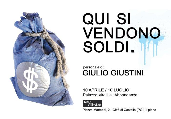 Qui si vendono soldi di Giulio Giustini