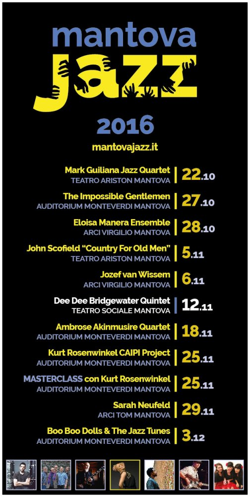 Mantova Jazz 2016