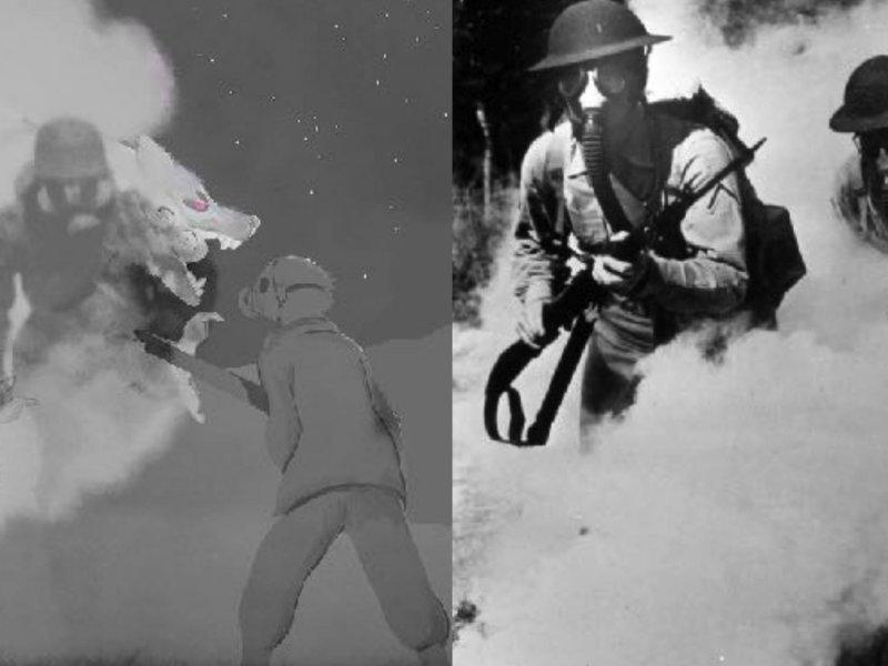 Guerra dei gas