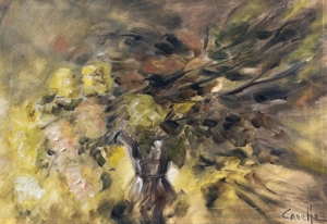 Garofani-gialli-1992-olio-su-tela-cm-50x70-ph-Marino-Sterle